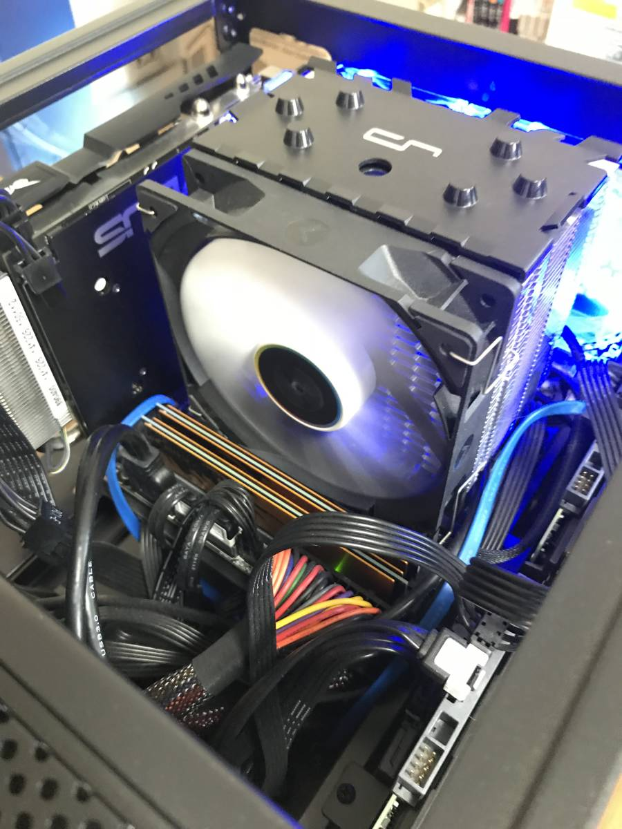 ★自作PC i5-4460/win10/GTX960/SSD120GB/HDD1T×2枚/4GB×2枚★_画像3
