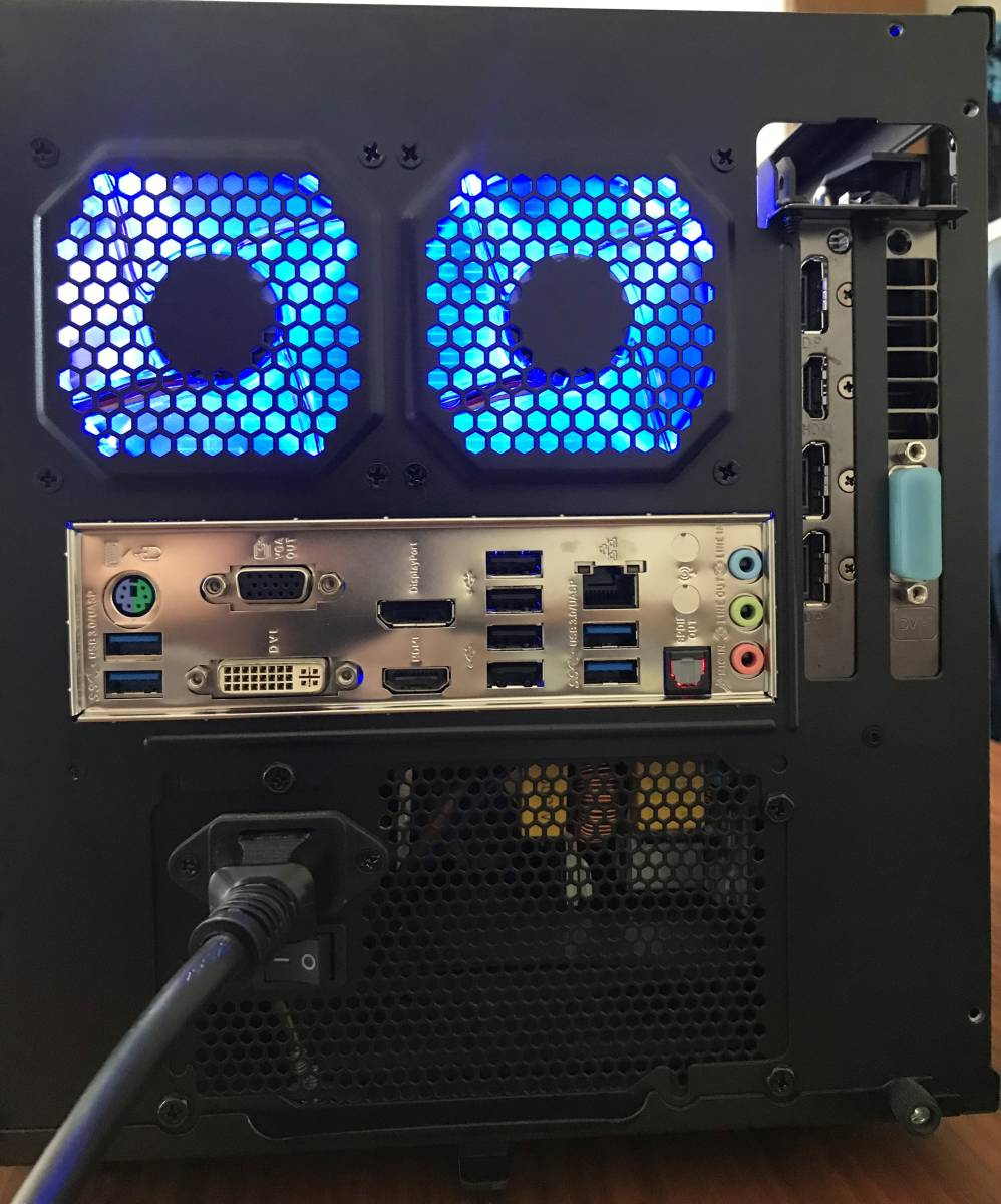 ★自作PC i5-4460/win10/GTX960/SSD120GB/HDD1T×2枚/4GB×2枚★_画像8