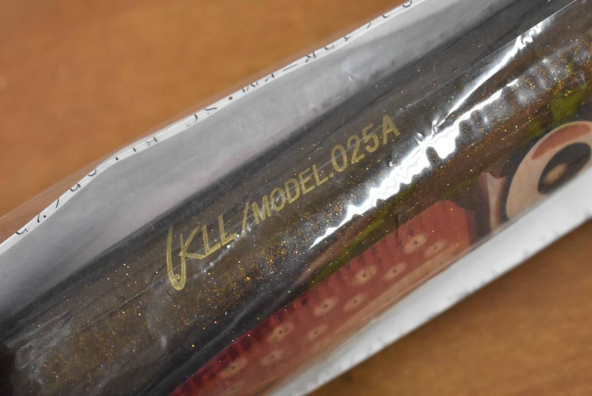 【即決希少未使用品】カーペンター KLL/MODEL 025A γ140-L ガンマ Carpenter 検 ブルーフィッシュ 舞姫 鮪郎 ダイブベイト ルグランタンゴ_画像3