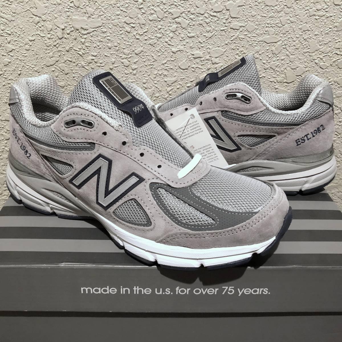 online store b6087 cfa92 domestic 99 pair limitation USA made NEW BALANCE M990NB4 ...