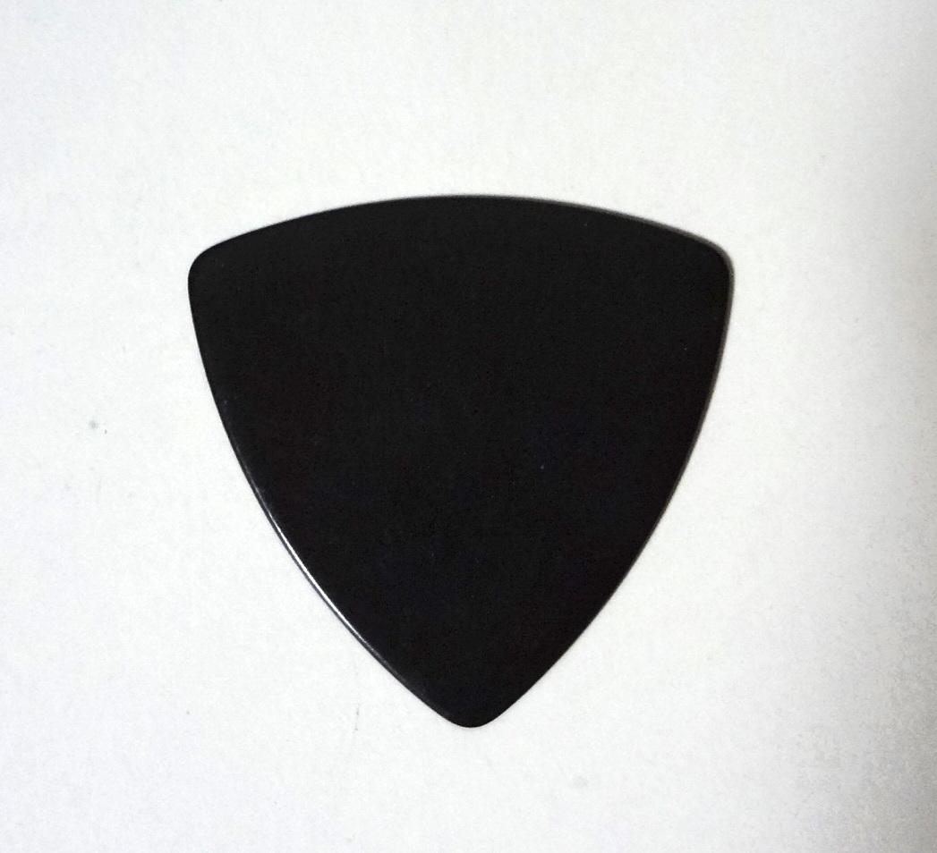 Mad3 BLACK LEATHER BLITZ 非売品/ノベルティ Iron Cross/アイアンクロス ギターピック Too Kool To Die/Eddie Legend_画像2
