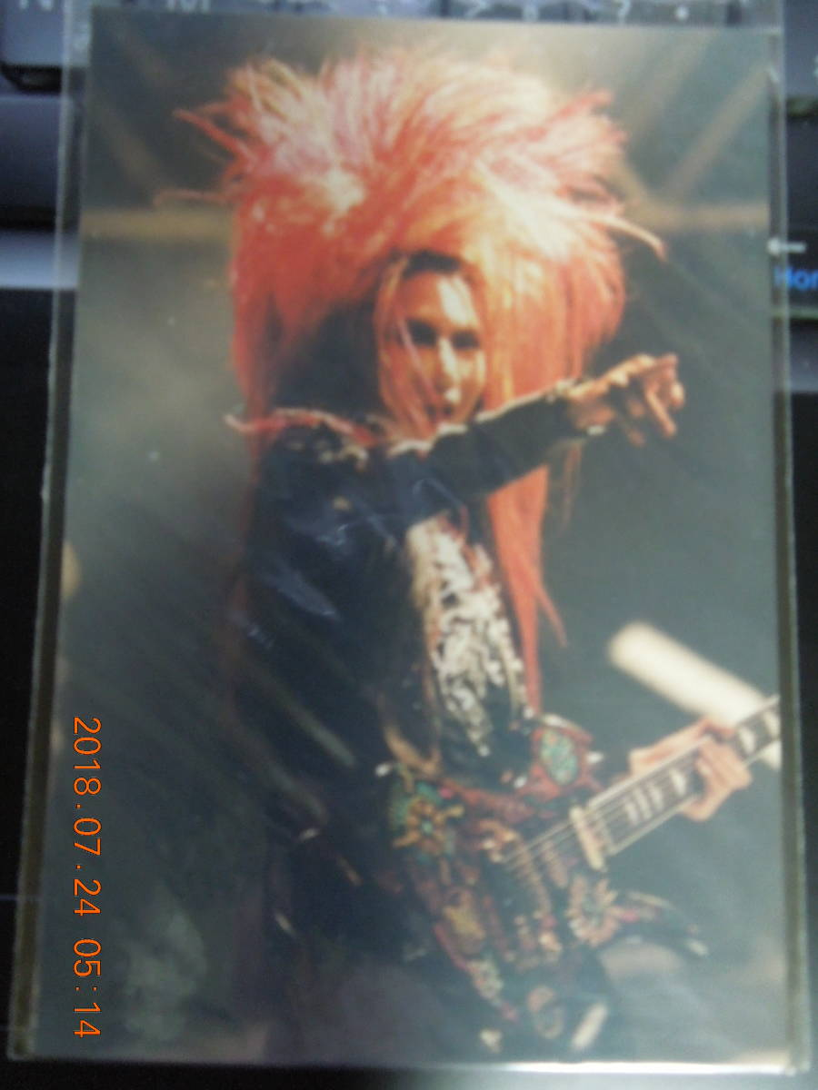 HIDE 写真 ブロマイド 46 / X JAPAN_画像1