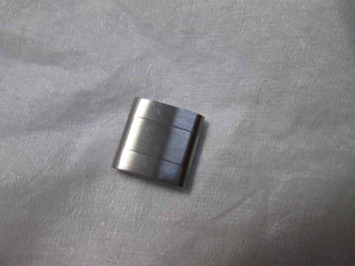 k1416 送料無料 ロレックス パーぺチュアル レディース腕時計のコマ 1コマ 幅(約)1㎝_画像1