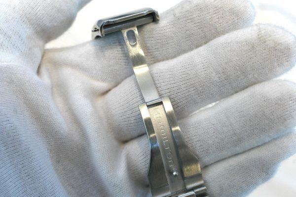 ○新品 HAMILTON ハミルトン H77766131 カーキX-WIND 自動巻き メンズ 腕時計 T0003_画像7
