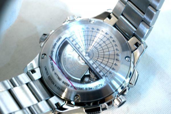 ○新品 HAMILTON ハミルトン H77766131 カーキX-WIND 自動巻き メンズ 腕時計 T0003_画像8