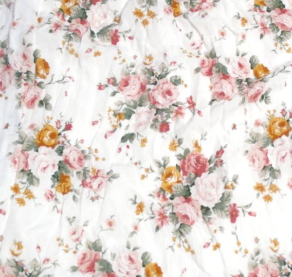 白ホワイト花柄キャミソールフリルロングスカートマキシワンピースネグリジェ White flower camisole frill skirt maxi onepiece negligee_画像5