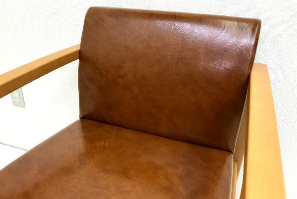美品 プロシード PROCEED【ロンジー】一人掛けソファ 1P チェア 椅子 店舗用 1脚 残12脚_画像6