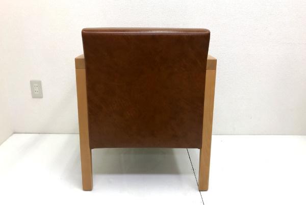 美品 プロシード PROCEED【ロンジー】一人掛けソファ 1P チェア 椅子 店舗用 1脚 残12脚_画像5