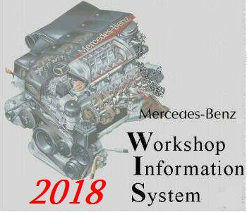 Benz electron manual (WIS) all cars correspondence version