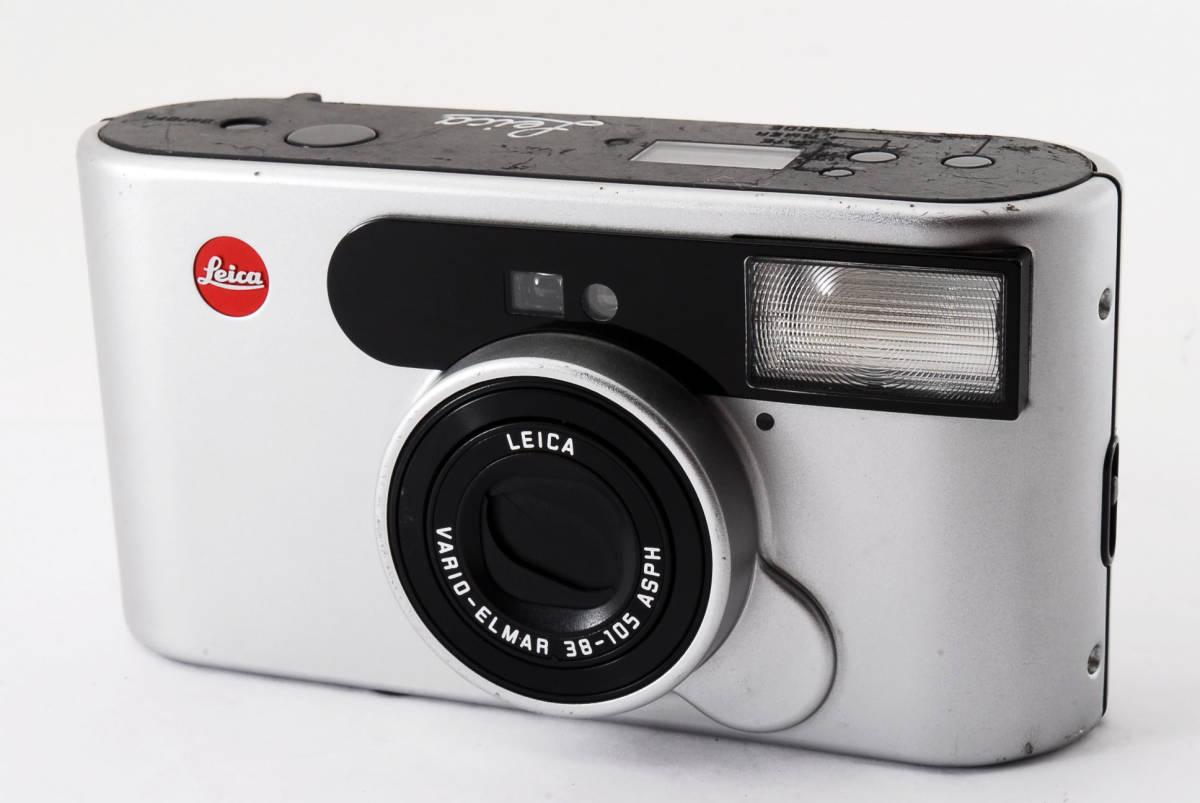 with translation goods *LEICA C1 CAMERA AG compact film camera *VARIO-ELMAR