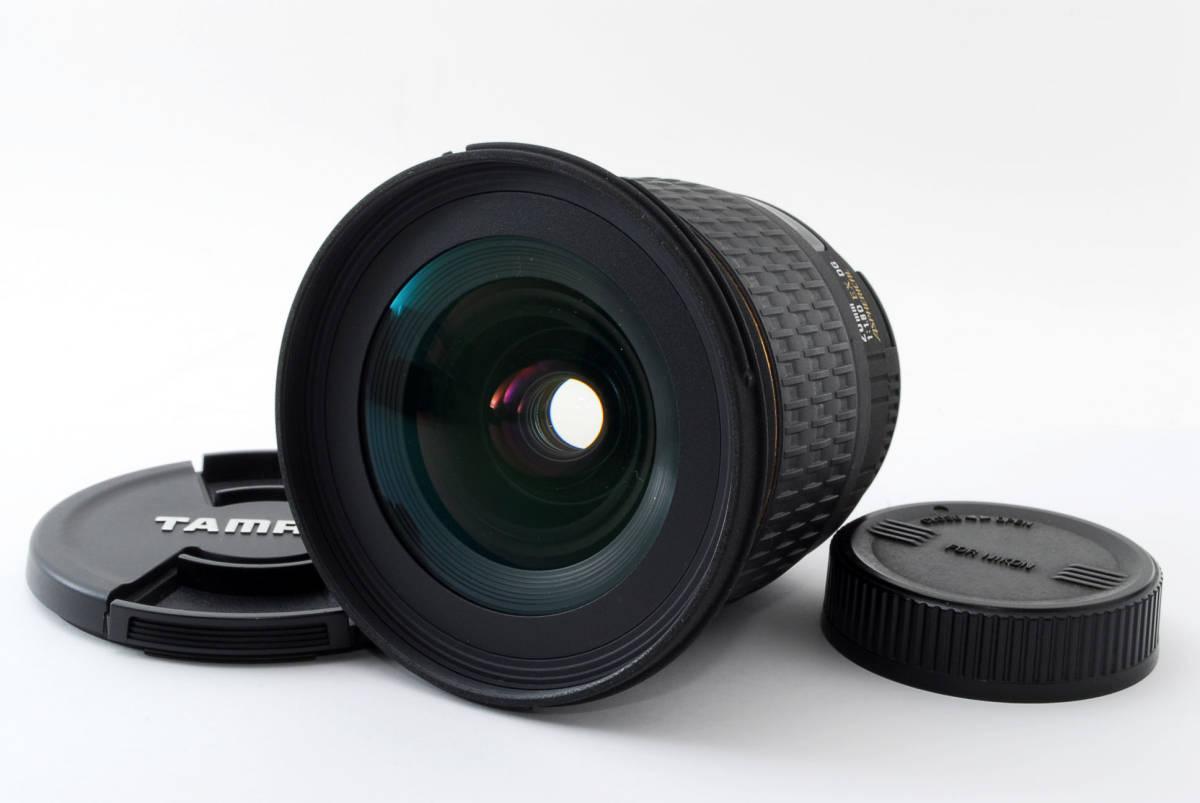 ★極上美品 ニコン AF用 シグマ 20mm F1.8 DG EX 明るい 超広角 単焦点レンズ NIKON デジタル一眼レフ フルサイズ FXフォーマット SIGMA ★
