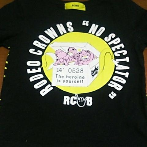 RCWB ロデオクラウン 半袖 Tシャツ S 95-105cm 100 子供服_画像2