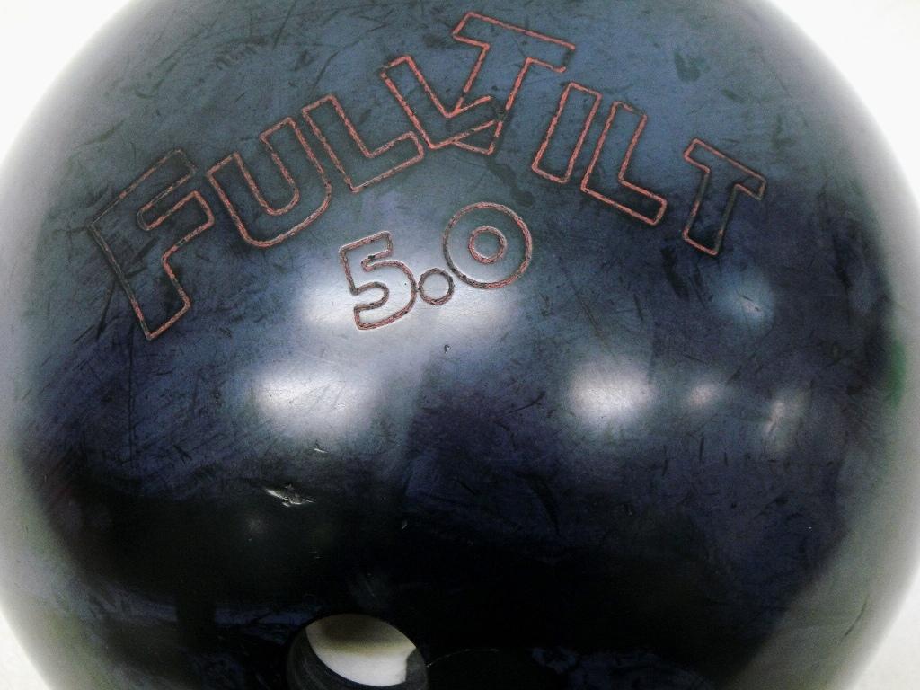 【SZ4489】中古 ボウリングボール/球 COLUMBIA300 コロンビア300 フルスイング 約6.6kg 14.5ポンド used_画像6