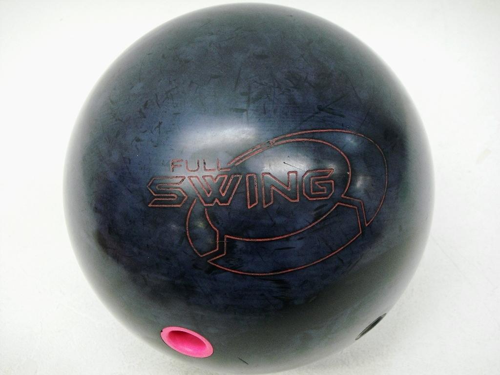 【SZ4489】中古 ボウリングボール/球 COLUMBIA300 コロンビア300 フルスイング 約6.6kg 14.5ポンド used_画像1