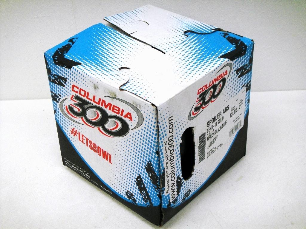【SZ4489】中古 ボウリングボール/球 COLUMBIA300 コロンビア300 フルスイング 約6.6kg 14.5ポンド used_画像8