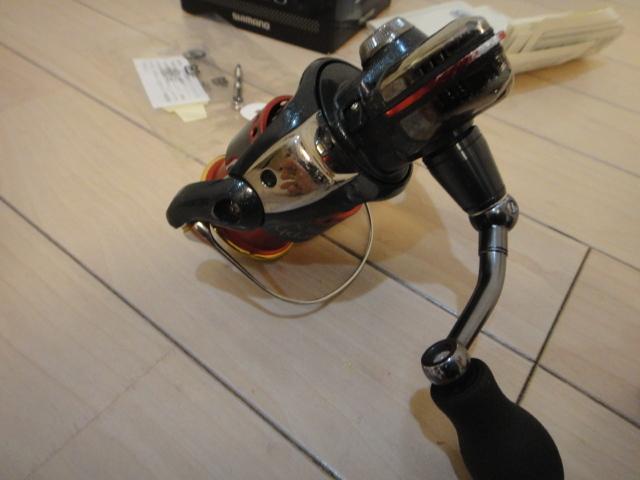 シマノ スピニングリール セフィア2500S 2500SS替えスプール付き_画像9