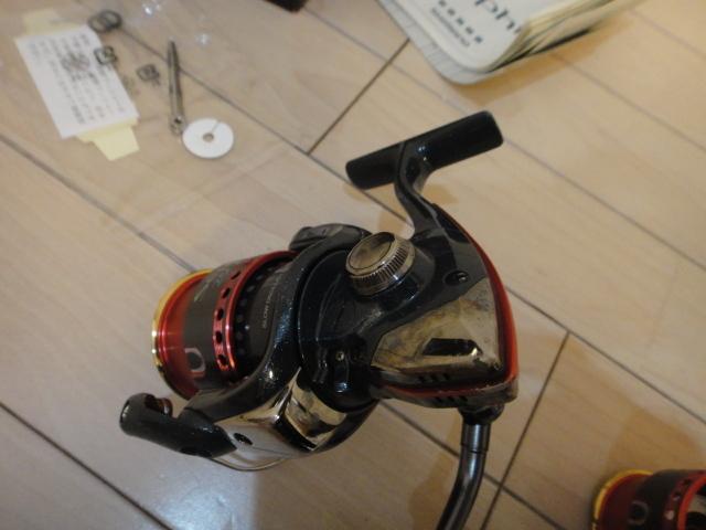 シマノ スピニングリール セフィア2500S 2500SS替えスプール付き_画像8