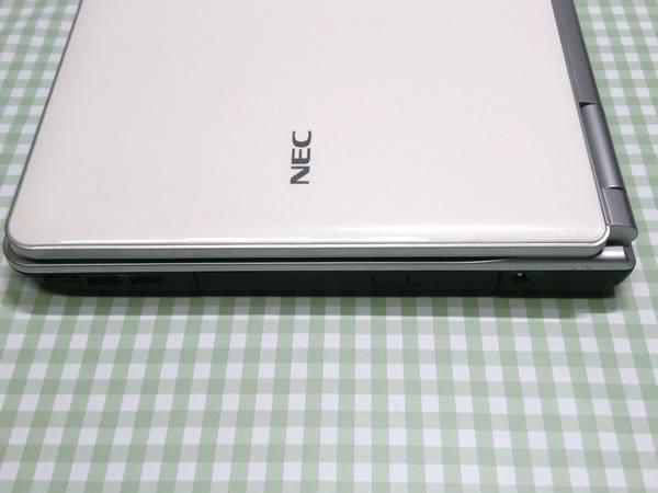 超高速 Core i7 【新品】360G SSD【超快速仕様☆Windows10】NEC LL750/E PC-LL750ES6W メモリ8G BD-RE Office 高音質YAMAHA音源 1円~_画像5