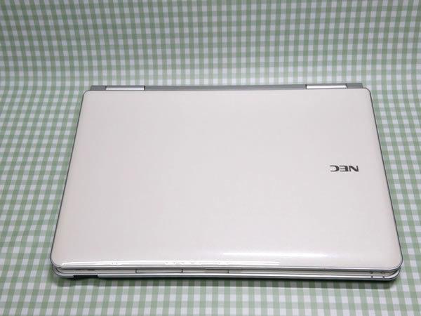 超高速 Core i7 【新品】360G SSD【超快速仕様☆Windows10】NEC LL750/E PC-LL750ES6W メモリ8G BD-RE Office 高音質YAMAHA音源 1円~_画像2