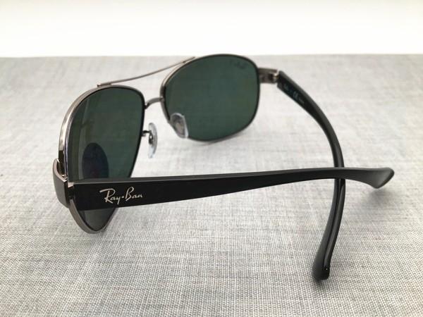 Ray-Ban レイバン サングラス RB3386 004/9A 67サイズ//偏光レンズ_画像5