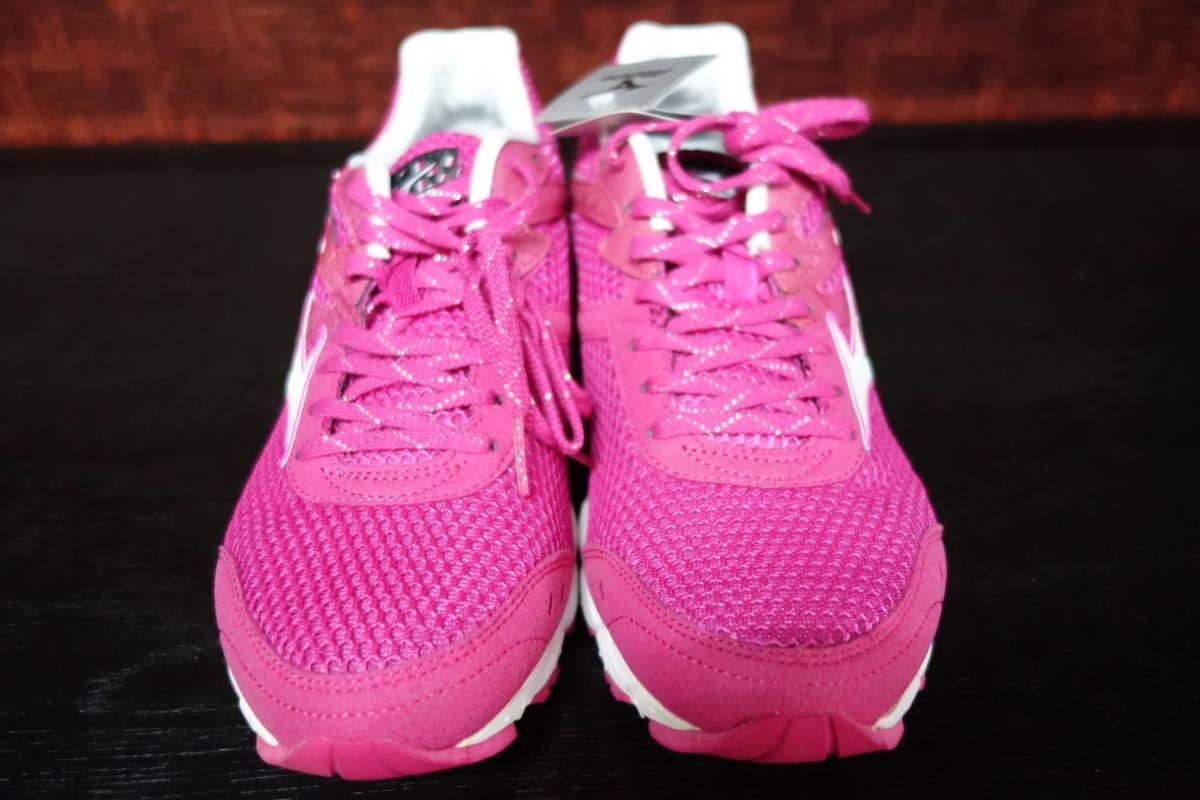 mizuno wave aero 12 pink