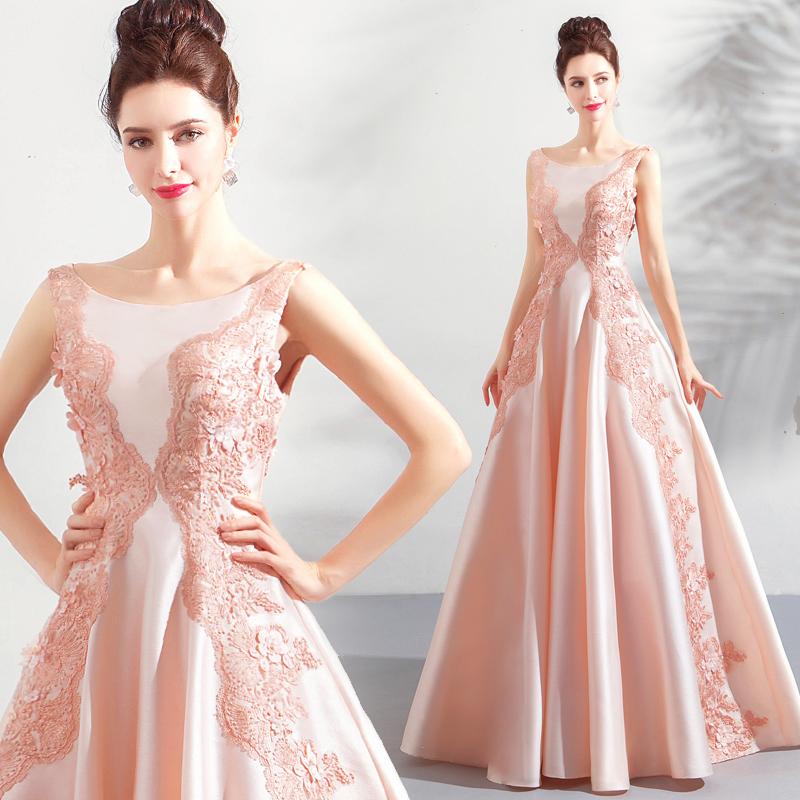 素敵なカラードレス 結婚式 披露宴 お色直し 二次会 パーティー 演奏会 発表会 ステージ衣装 TS622_画像1