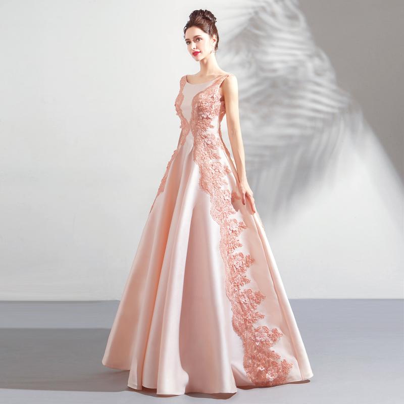 素敵なカラードレス 結婚式 披露宴 お色直し 二次会 パーティー 演奏会 発表会 ステージ衣装 TS622_画像3