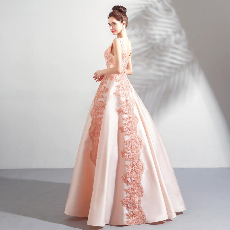 素敵なカラードレス 結婚式 披露宴 お色直し 二次会 パーティー 演奏会 発表会 ステージ衣装 TS622_画像5
