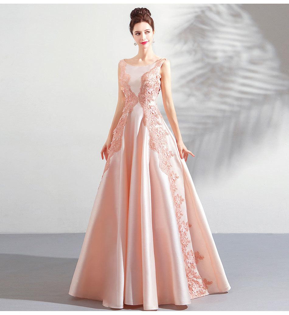 素敵なカラードレス 結婚式 披露宴 お色直し 二次会 パーティー 演奏会 発表会 ステージ衣装 TS622_画像7