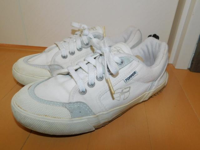 3cf40d9e8b0 TOPPER topa-USED futsal shoes  BR 37(24cm corresponding )  Real ...