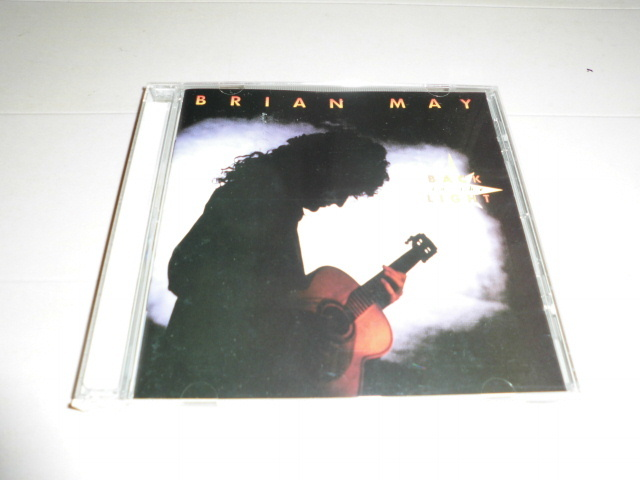 BRIAN MAY 「BACK TO THE LIGHT」 QUEEN