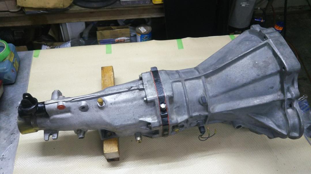 L型 L6 240クロス ミッション フルワーナーシンクロ S30Z ハコスカ GC10 S130 ケンメリ FS5W71B 240ZG GT-R FS5C71B