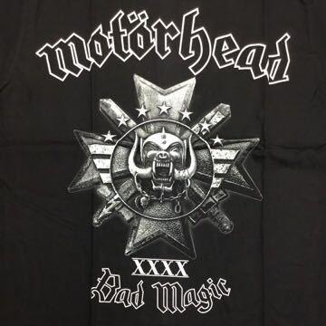 両面プリントバンドデザイン半袖Tシャツ motrhead モーターヘッド motorhead Mサイズ SR2A2