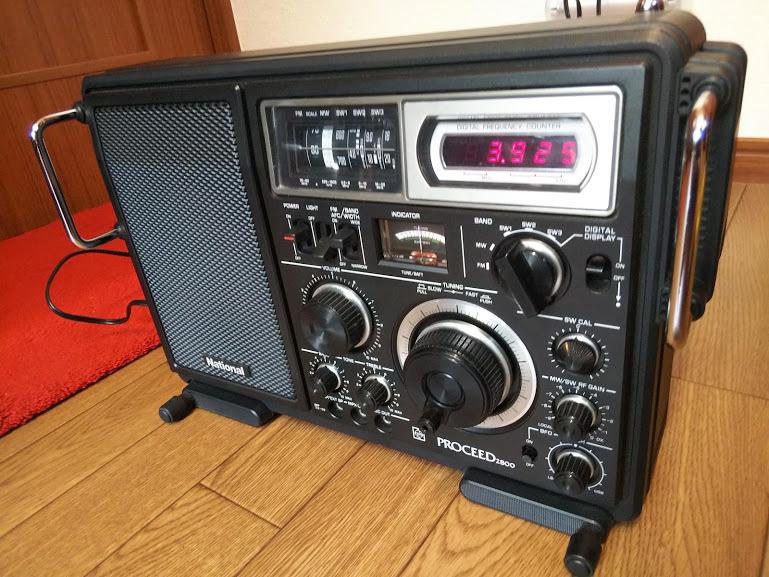 National ナショナル PROCEED2800 RF-2800 プロシード 5バンドラジオ BCL ラジオ 受信機_画像3