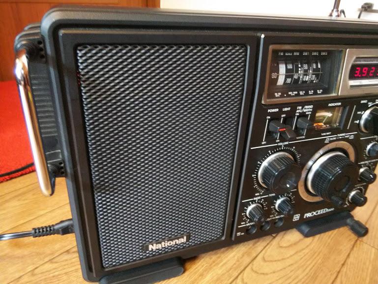 National ナショナル PROCEED2800 RF-2800 プロシード 5バンドラジオ BCL ラジオ 受信機_画像6