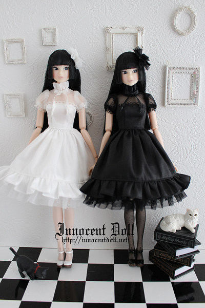 """1/6 scale doll dress""""ombre""""_画像6"""
