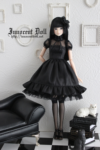 """1/6 scale doll dress""""ombre""""_画像3"""