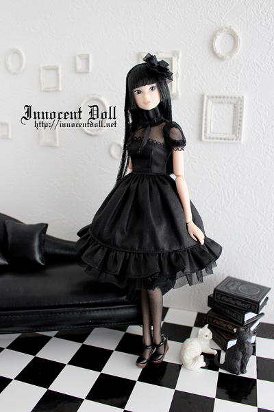 """1/6 scale doll dress""""ombre""""_画像2"""
