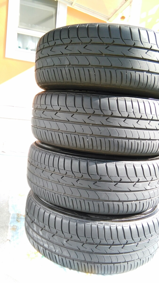 日產BBS Fairlady Z32 Pure 7.5J 195 / 60-16 4件套也在2017年製造Tire Serena 編號:k333074578