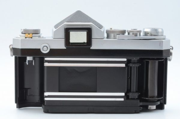 1円~ ニコン Nikon F 初期 アイレベル 元箱付きSerial合致 富士山マーク ボディ 6558446_画像7