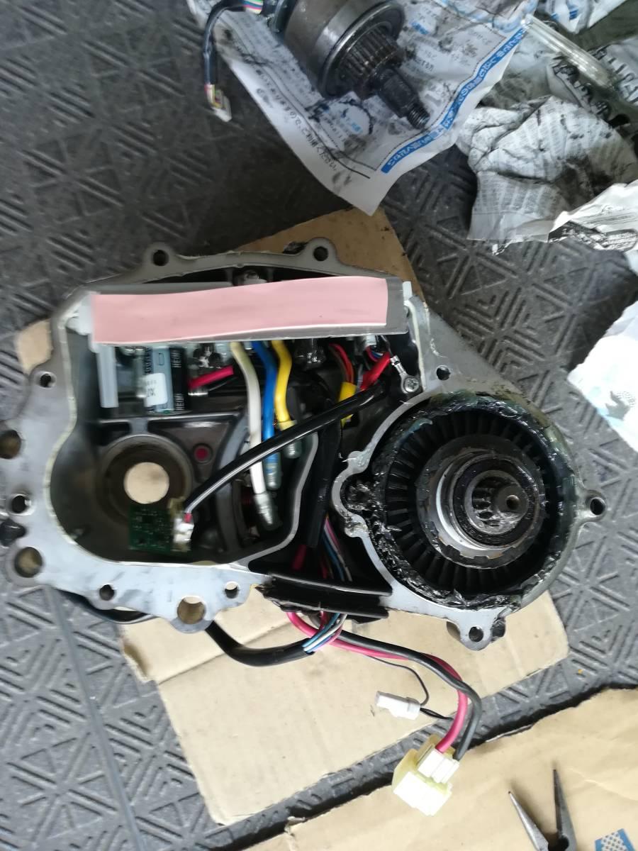 ヤマハパス PMモーター用 2011 2012 ECUワイヤーリード NO1 X73-86171-00 新品未使用_画像4