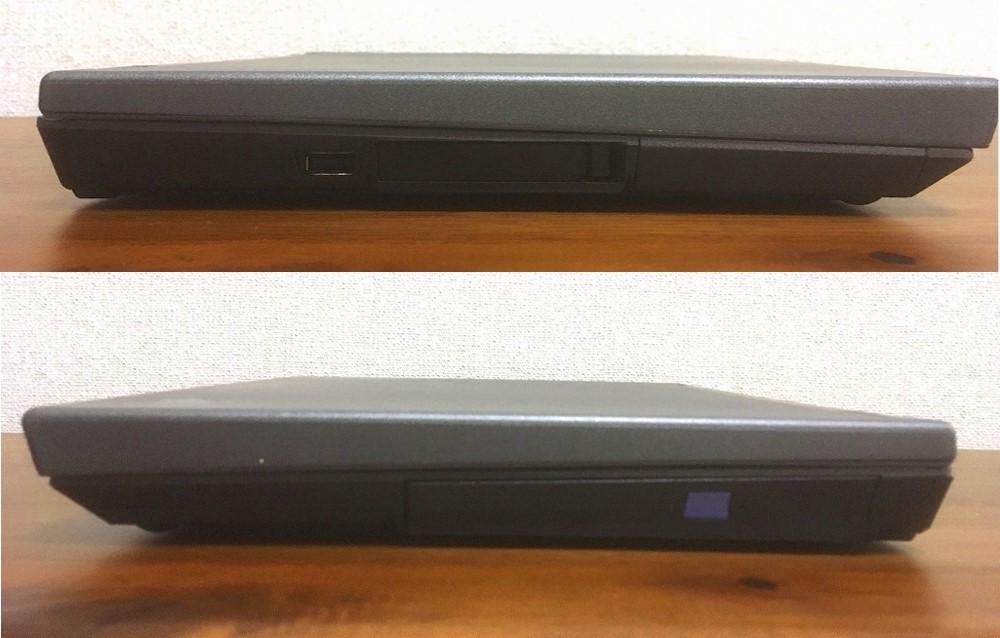 【外観美品】 IBM thinkpad i Series 1200 1161・264 【初期化済・現状品・CD付属なし】_画像7
