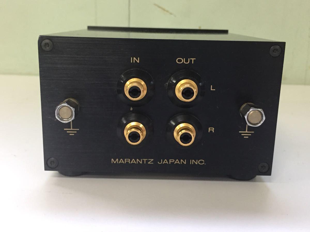Marantz LINE TRANSFORMER マランツ 型番DLT-1 ライントランス_画像5
