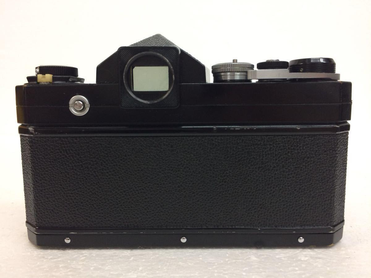 カメラ NIKON (ニコン) F レンズ NIKKOR- P 105mm,NIKKOR-S 50mm NIKKOR-O 35mm reref-d 0921_画像3