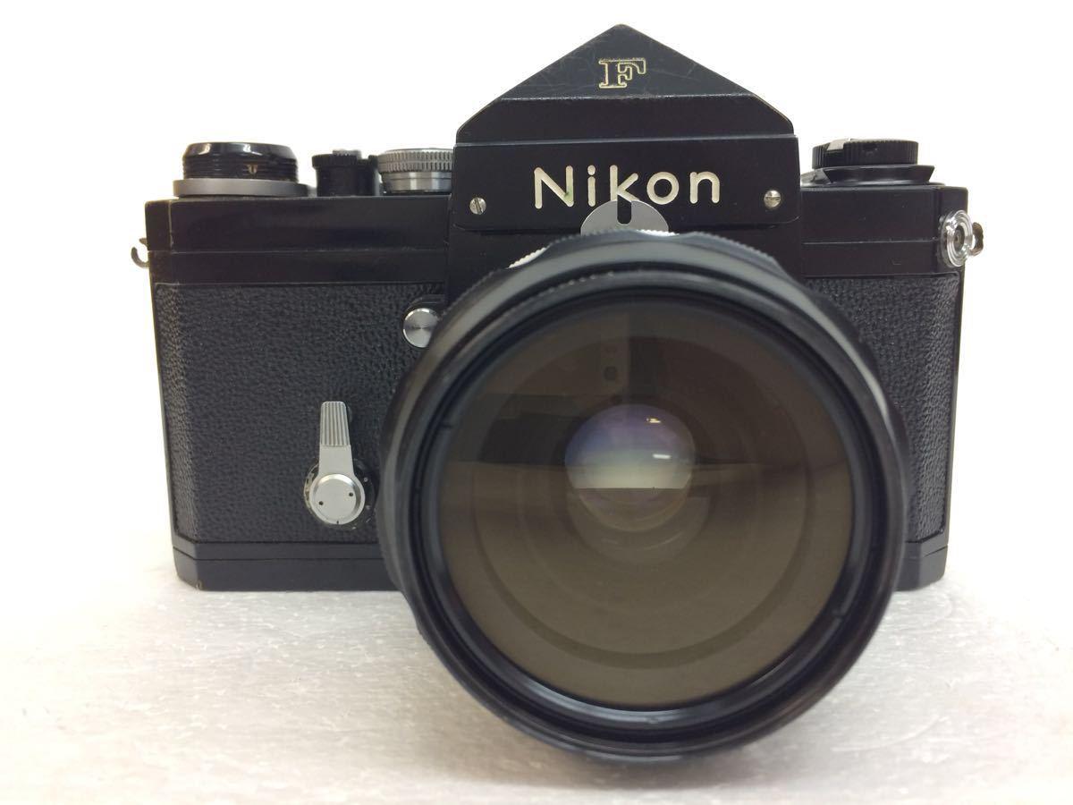 カメラ NIKON (ニコン) F レンズ NIKKOR- P 105mm,NIKKOR-S 50mm NIKKOR-O 35mm reref-d 0921_画像2