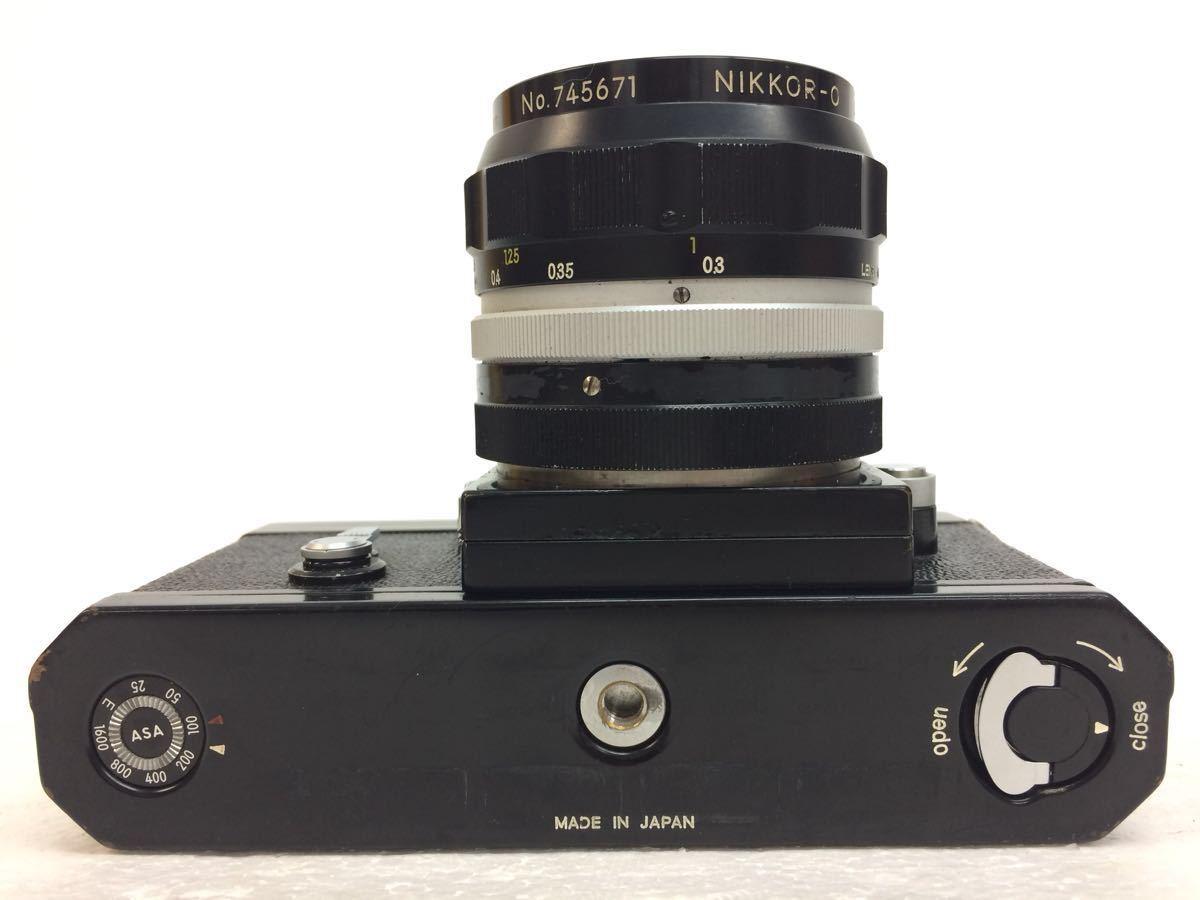 カメラ NIKON (ニコン) F レンズ NIKKOR- P 105mm,NIKKOR-S 50mm NIKKOR-O 35mm reref-d 0921_画像6