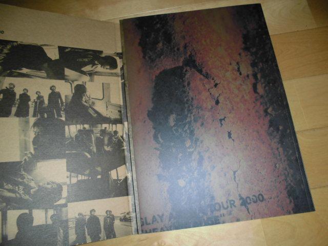 ツアーパンフレット//GLAY ARENA TOUR 2000 HEAVY GAUGE_画像2