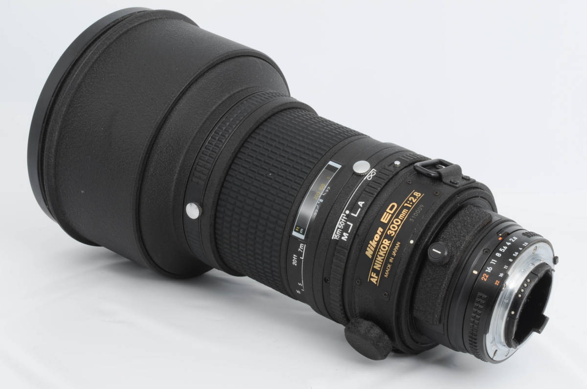 尼康尼康AF尼克爾300毫米F 2.8 ED(EY 0034) 編號:x579690418