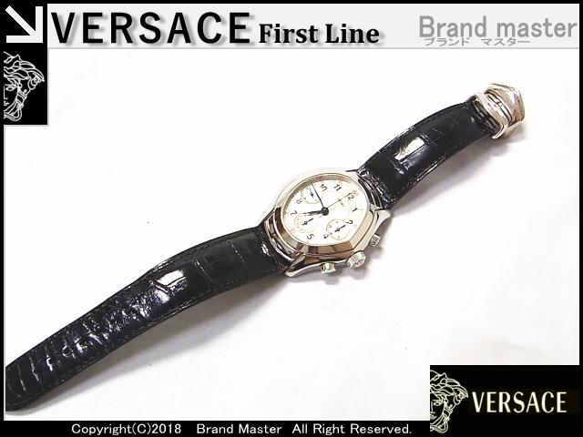 VERSACE ヴェルサーチ ベルサーチ フランク ミュラー FRANCK MULLER 腕時計 ιηC_画像3