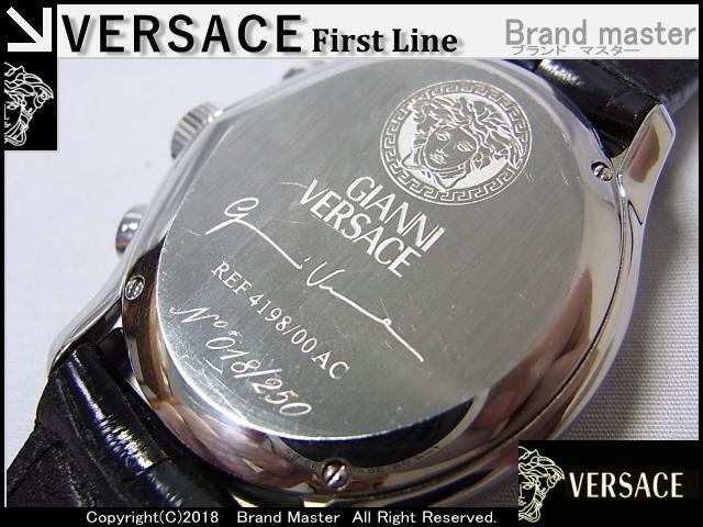 VERSACE ヴェルサーチ ベルサーチ フランク ミュラー FRANCK MULLER 腕時計 ιηC_画像5